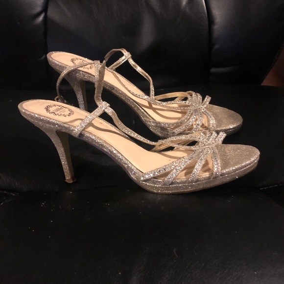 rose gold heels jcpenney Shop Clothing